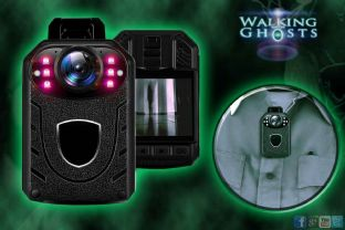Night Vision HD Body Video Camera With IR Infrared LEDs Ghost Hunt Paranormal UK